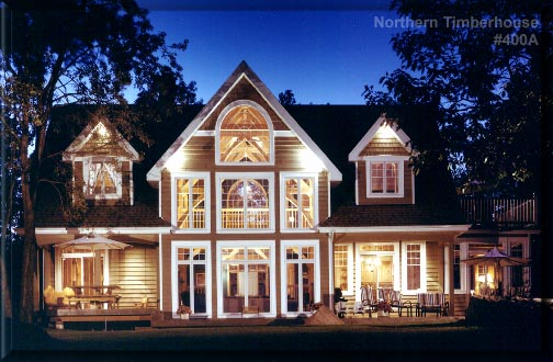 Northern Timberhouse - Portfolio Picture #400A