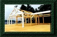 Click here to link to Northern Timberhouse Portfolio Pic - Bare/Other Structures #121