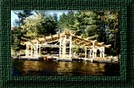 Click here to link to Northern Timberhouse Portfolio Pic - Bare/Other Structures #124