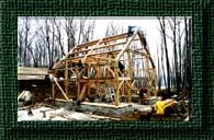 Click here to link to Northern Timberhouse Portfolio Pic - Bare/Other Structures #130