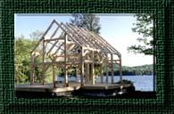 Click here to link to Northern Timberhouse Portfolio Pic - Bare/Other Structures #136