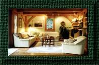 Click here to link to Northern Timberhouse Portfolio Pic - Interiors/Living #310