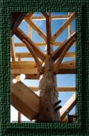 Click here to link to Northern Timberhouse Portfolio Pic - Round to Square #500
