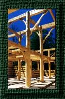 Click here to link to Northern Timberhouse Portfolio Pic - Round to Square #502
