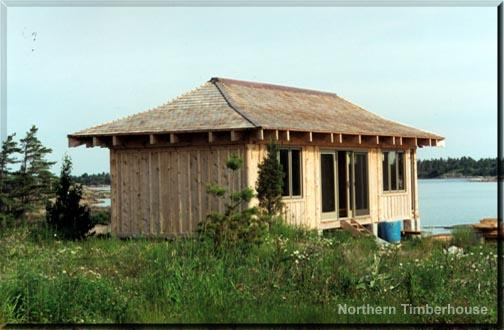 Northern Timberhouse - Island Cottage 3